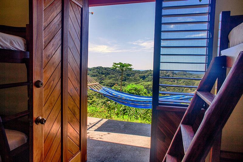 Iboga retreat Costa Rica shared room