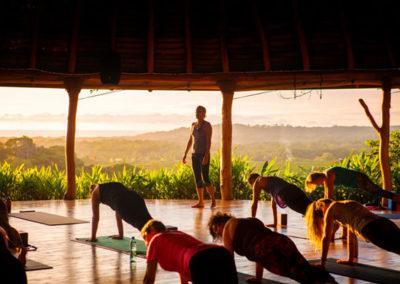iboga retreat costa rica yoga
