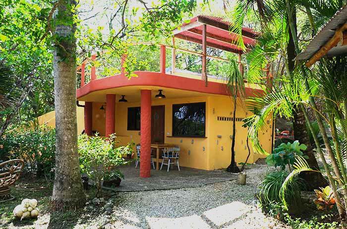 cabin at Shambala retreat center