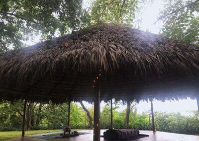 Iboga retreat in Costa Rica shala