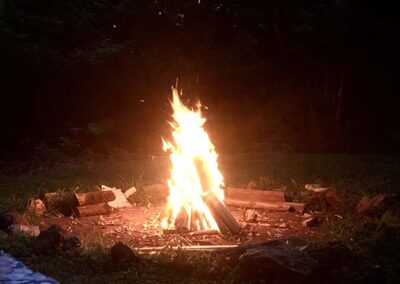 iboga retreat costa rica fire ceremony